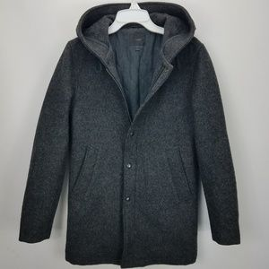 J. Crew Men's Coach's Wool Jacket